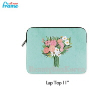 "ALL NEW FRAME Rose iPad Pouch 1ea [lap Top 11""]"